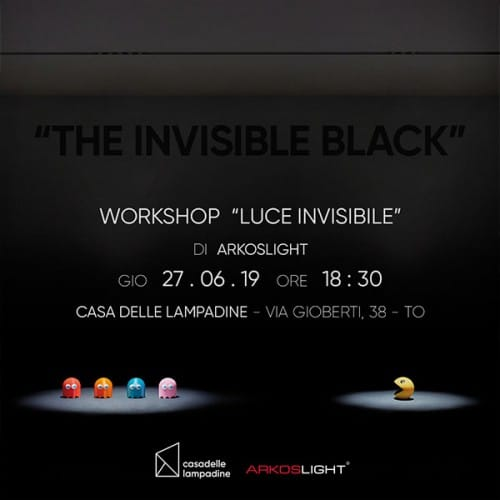 The invisible black - Arkoslight